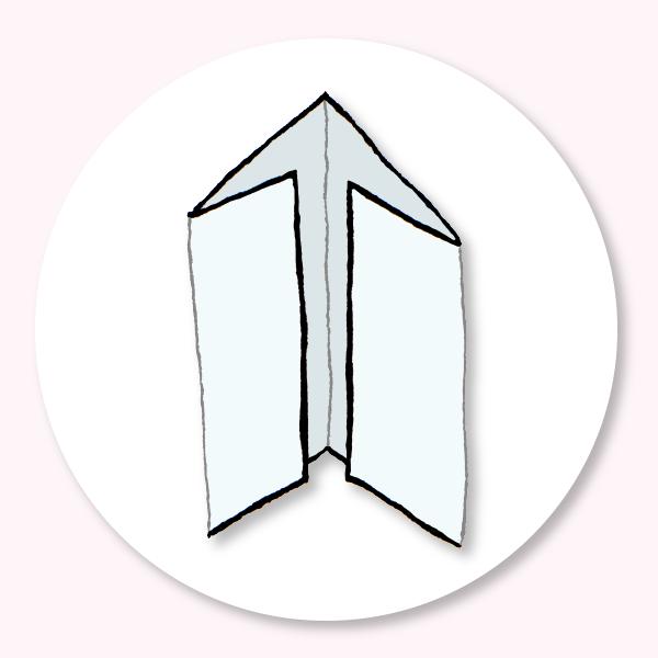 TRI Punkt 8-seitiger Altarfalz Icon