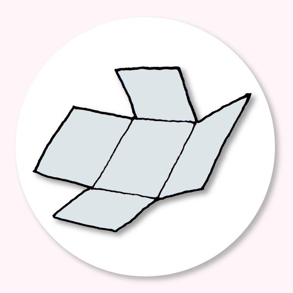 Quadratfalz